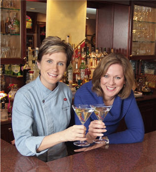Bridget Albert and Mary Barranco, Authors of Market-Fresh Mixology