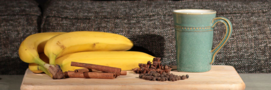 Hot Banana Buttered Rum Recipe
