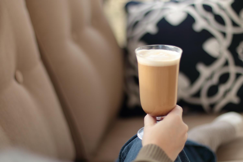 Irish Coffee Drink Recipe